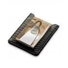 Etui na karty z klipsem na banknoty RFID CMC Dalvey