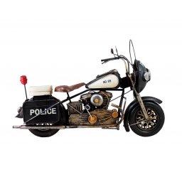 Motocykl POLICE retro replika