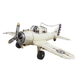Samolot jednopłatowy replika retro