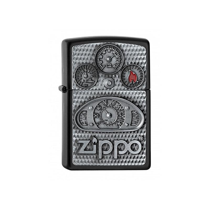 Zapalniczka Zippo Prędkościomierz