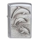 Zapalniczka Zippo Delfiny