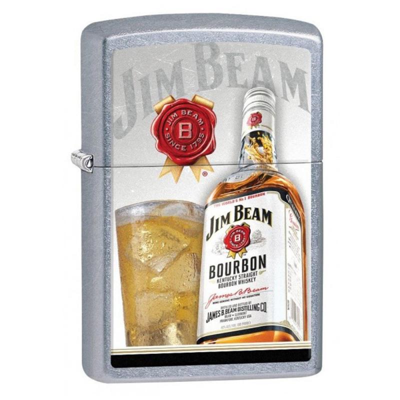 Zapalniczka Zippo Jim Beam nadruk