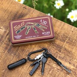 Wielofunkcyjny brelok do kluczy Gentlemen's Hardware