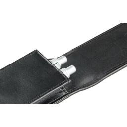 Skórzane etui na 2 pióra długopisy Lamy