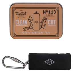 Mini zestaw do manicure Gentlemen's Hardware