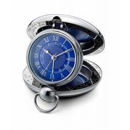 Zegarek z budzikiem Voyager Blue Dalvey