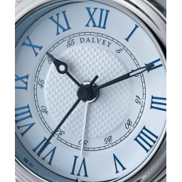 Zegarek z budzikiem Voyager White Dalvey