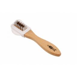 Zestaw prezentowy Dapper Chap zestaw do manicure, do obuwia, szczotka do butów