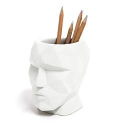 Przybornik na długopisy głowa Balvi Gifts
