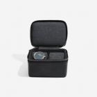 Podróżne pudełko na 2 zegarki czarne Stackers