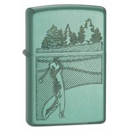 Zapalniczka Zippo Golf, Mint Green