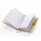 Notes z długopisem SLIMPAD A6 żółty TROIKA