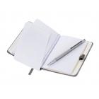 Notes z długopisem SLIMPAD A6 szary TROIKA