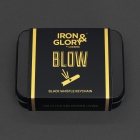 Brelok do kluczy gwizdek IRON & GLORY by LUCKIES