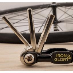 Narzędzie dla rowerzysty IRON & GLORY by LUCKIES