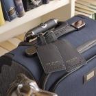 Zestaw zawieszek do bagażu Ted Baker London