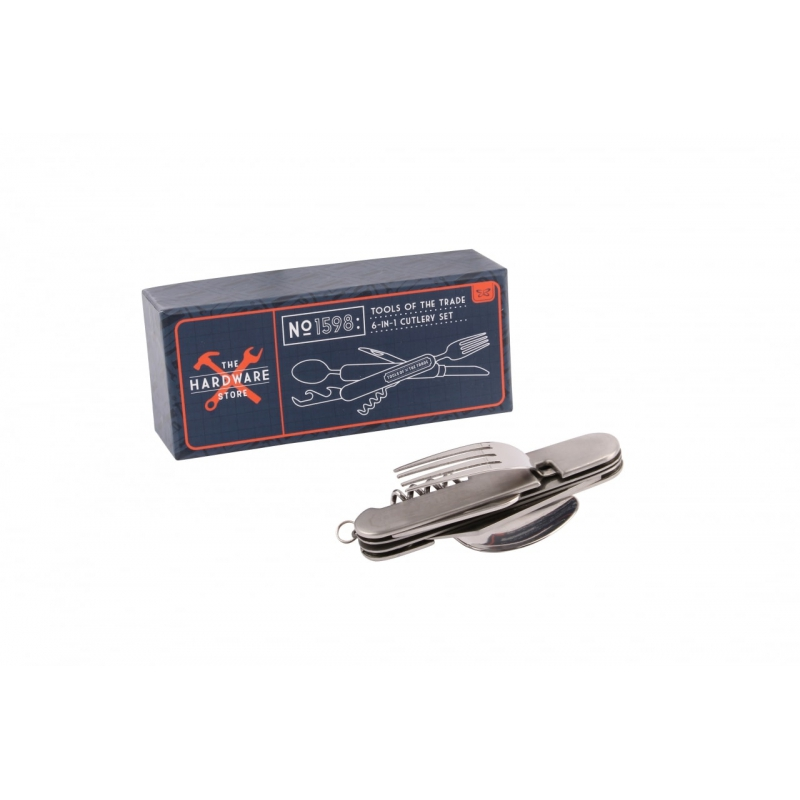 Łyżka + widelec Gentlemen's Hardware