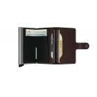 Portfel Miniwallet Original Dark Brown - SECRID