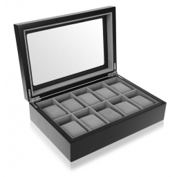 Elegancka szkatułka na zegarki