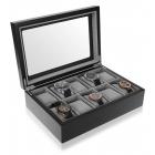 Pudełko na 10 zegarków Nathan Mele & CO.