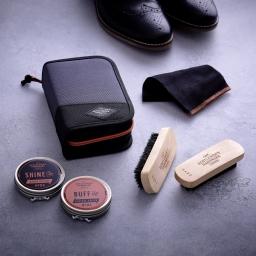 Zestaw prezentowy przybornik do paznokci i zestaw do obuwia
