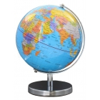 """Globus klasyczny chrom 6"""" Sarome UK"""
