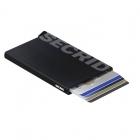 Etui na karty Cardprotector Laser Logo Black SECRID
