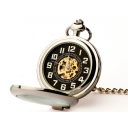 Zegarek kieszonkowy dla faceta
