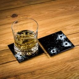 Zestaw do alkoholu w etui