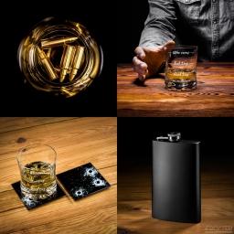 Zestaw do whisky who cares dla muzyka