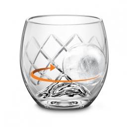 Szklanka z kulą chłodzącą Final Touch