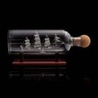 Karafka statek w butelce Final Touch