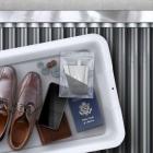 Podróżna piersiówka do bagażu podręcznego