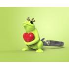 Breloczek żaba