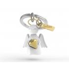 Brelok do kluczy aniołek - Metalmorphose