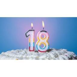 Prezent na 18 urodziny