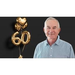 Prezent na 60 urodziny
