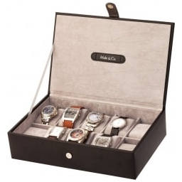 Pudełka/etui na zegarki i biżuterię