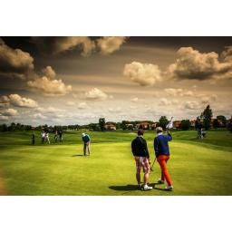 Prezent dla golfisty