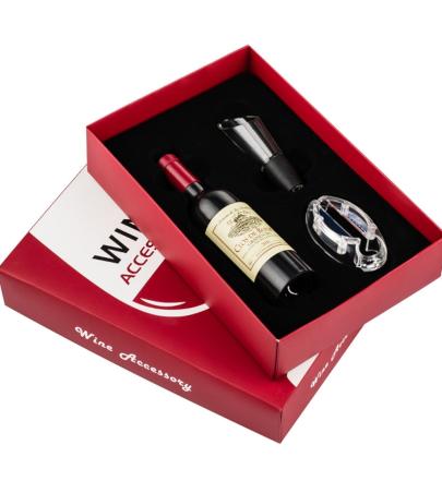 akcesoria do wina zestaw